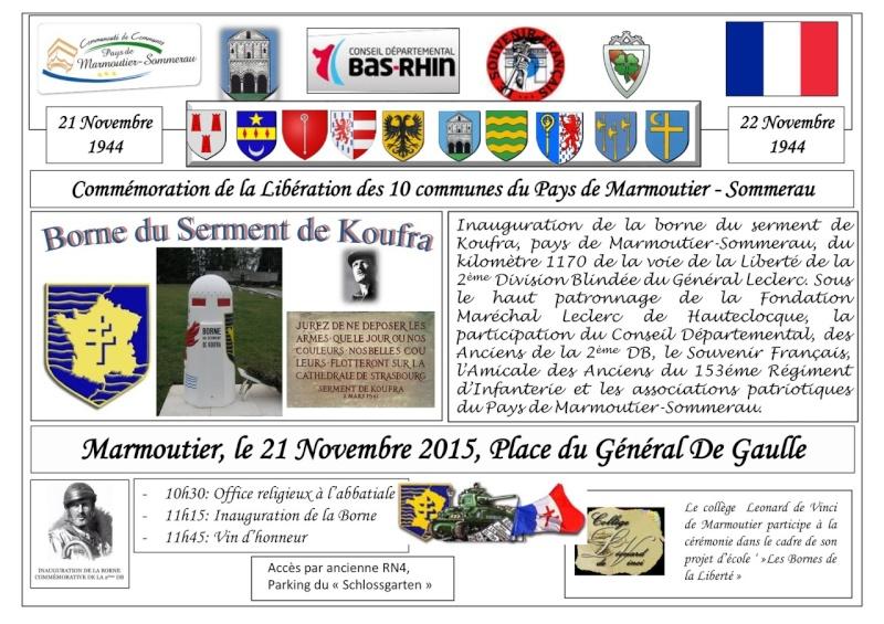 Borne du serment de Koufra: MARMOUTIER (67) Invita15