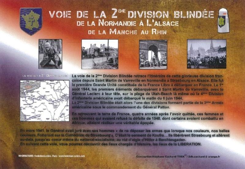 VOIE DE LA 2ème DB & BORNES DU SERMENT DE KOUFRA (INDEX) Pannea15