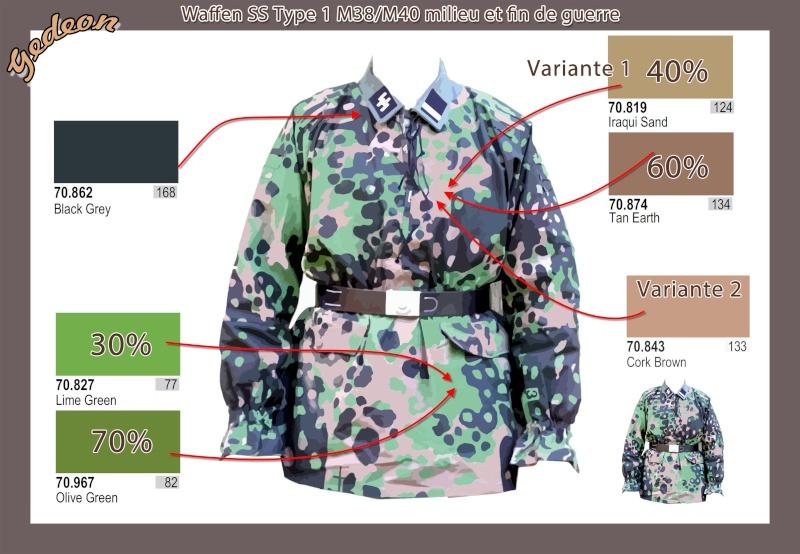 Tutorial peinture camouflage 3 tons soldats Allemands (Waffen SS) Ss_cam10