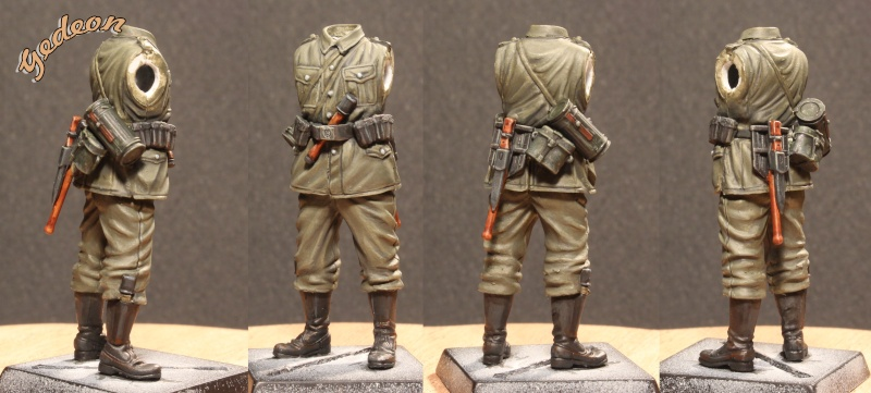 Dragon 1/35 Germania Régiment France 1940 Gen2 Tuto_121