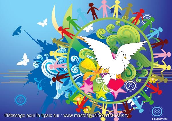 """#TMCweb3 #MasterBusinessF : le #hastag """"#JeSuisVivant"""" (#liberté #égalité #fraternité) 1_mess10"""
