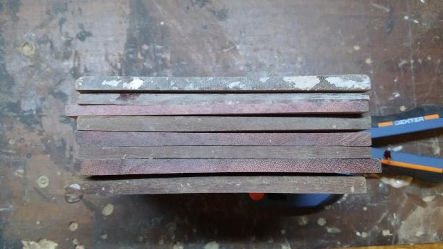 Fabrication d'une poulie en bois 20151017