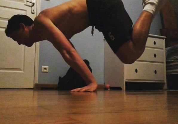 [FREESTYLE] B-Focus, objectif: traction 1 bras, press to HS, straddle planche - Page 5 Plch210