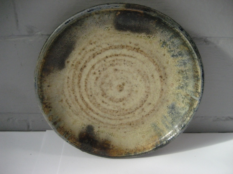 Small Plate/Dish With Painted Mark 'Olina'? Img_1131