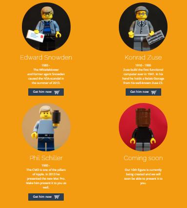 I maghi della tecnologia diventano Lego Lego_210