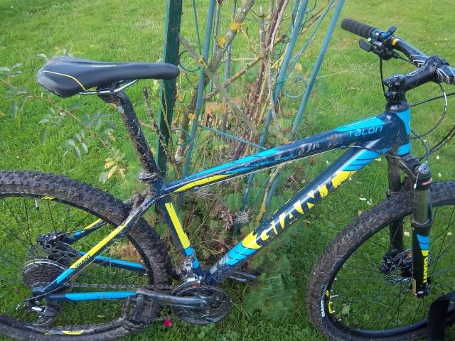 [Mrdrunk] Mon new bike  100_2910
