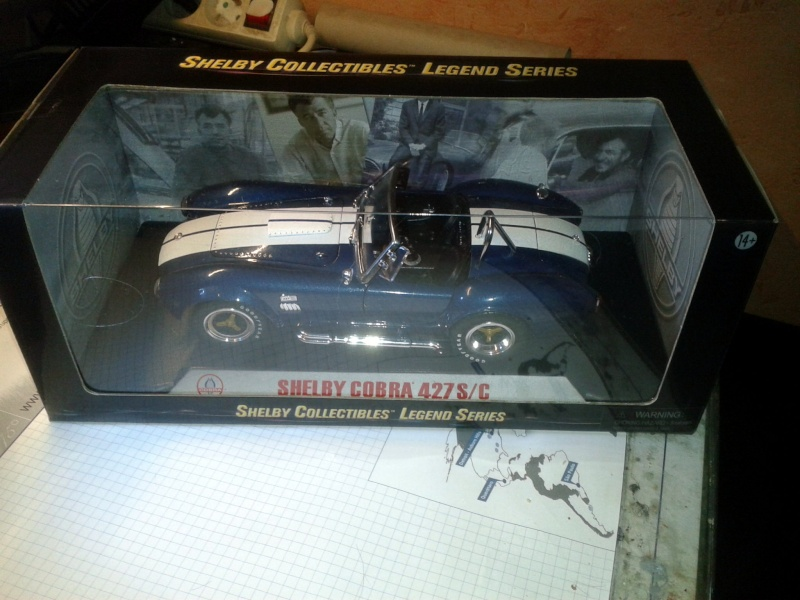 montage mustang gt 500 CHELBY 1967 au 1/8 de chez altaya - Page 3 2015-118