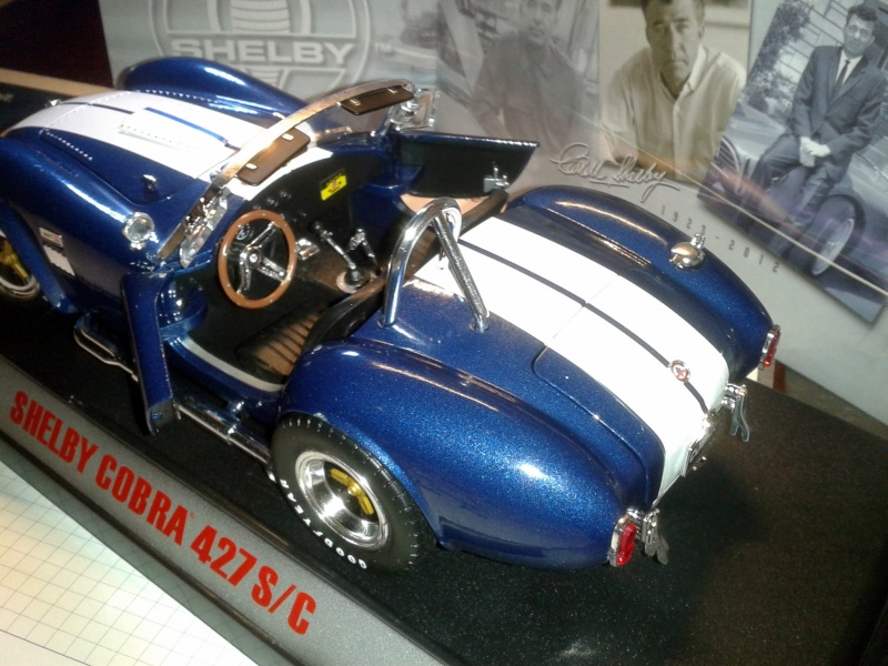 montage mustang gt 500 CHELBY 1967 au 1/8 de chez altaya - Page 2 2015-120
