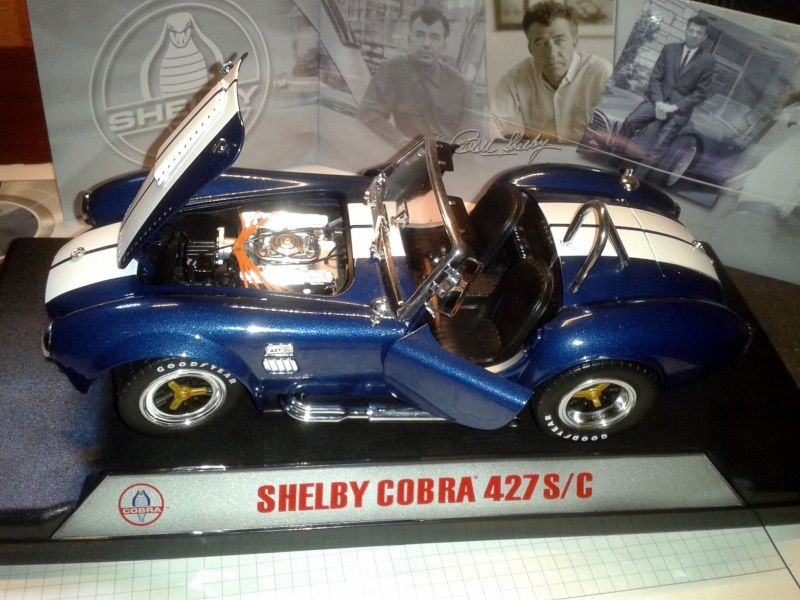 montage mustang gt 500 CHELBY 1967 au 1/8 de chez altaya - Page 2 2015-121
