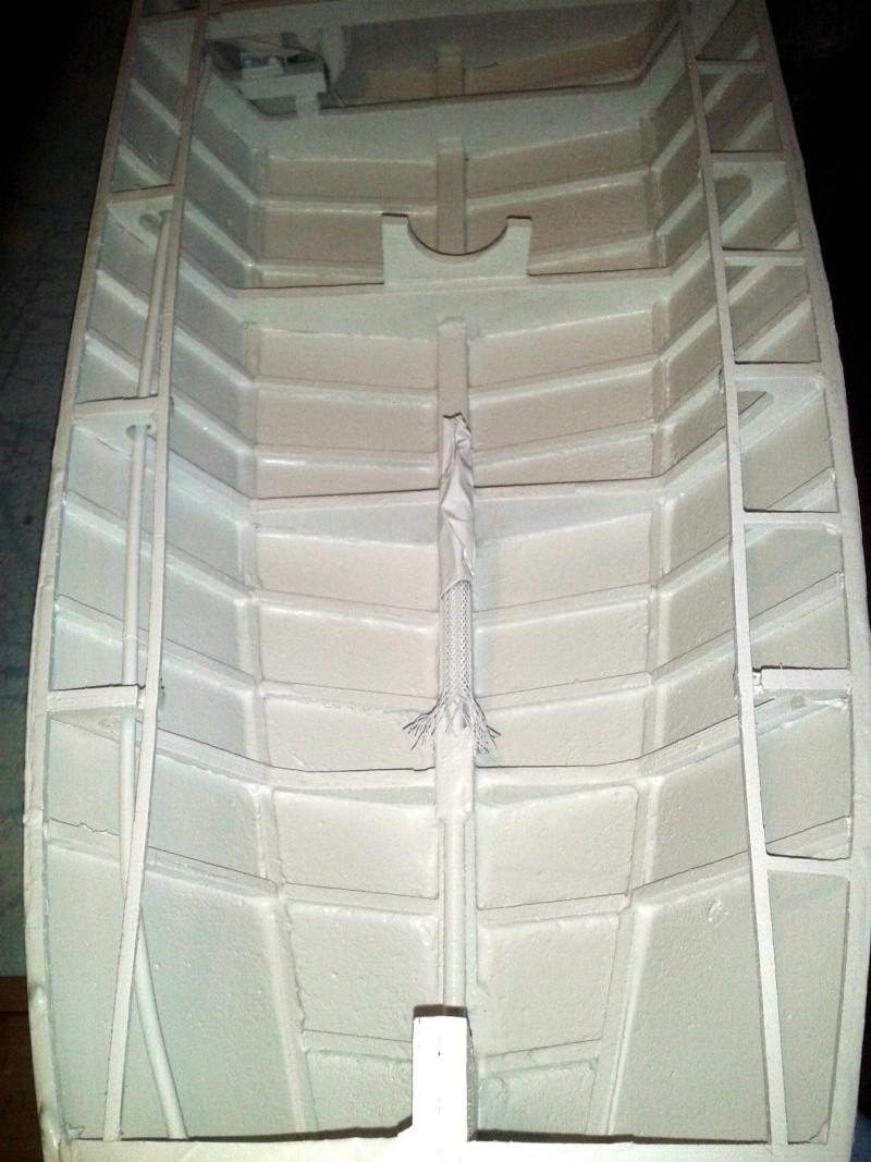 Pinasse du bassin d'Arcachon au 1/10ieme d'après plan bateau modèle de 1995 - Page 2 2015-133