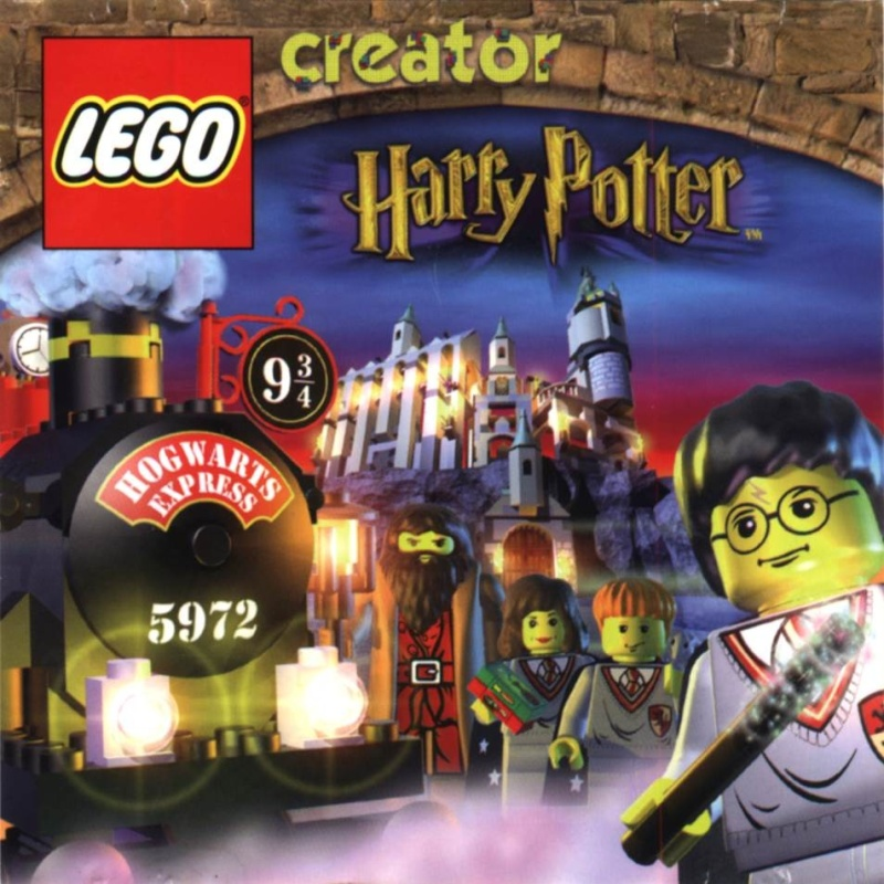 Harry Potter Lego Creator Lego_c10