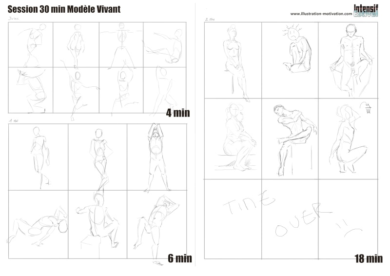 [NUDITE] -Saezher- Etudes, croquis et autres essais Sketch10