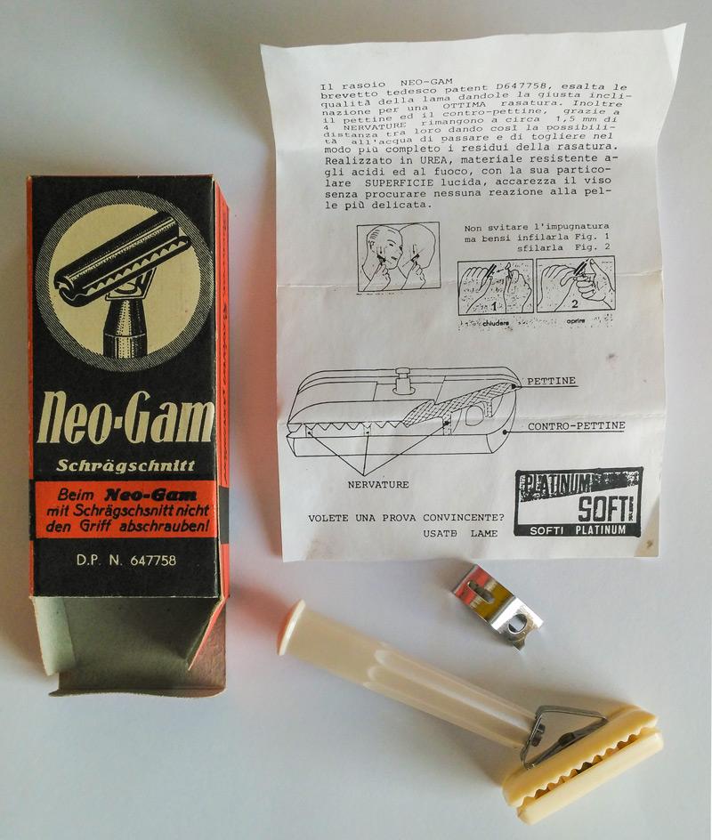 """""""Slant"""" Neo-Lux Neo-ga11"""