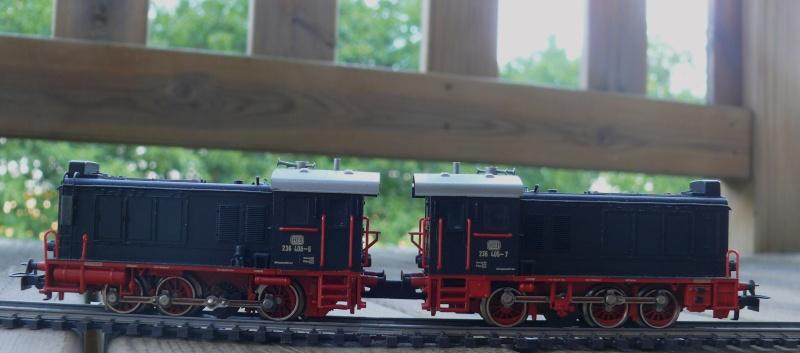 Voies Märklin anciennes et voie VB Trois rails - Page 20 P1140433