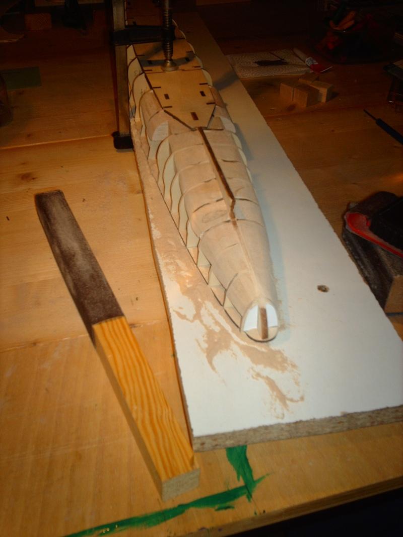 Fertig - Prinz Eugen 1:200 von Hachette gebaut von Maat Tom 1511