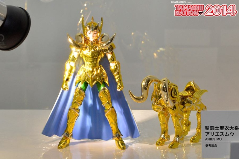 Saint Cloth Series -Rebirth- Aries Mu M113