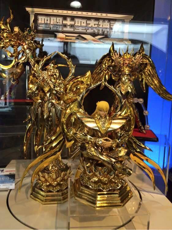 Myth Cloth Soul of Gold - Shaka de la Vierge ( 24/10/15 ) S114