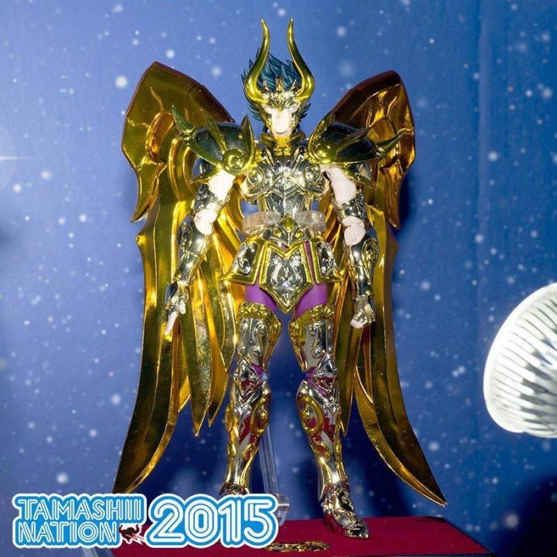 Myth Cloth EX Soul of Gold Shura du Capricorne - 28/04/16 S117