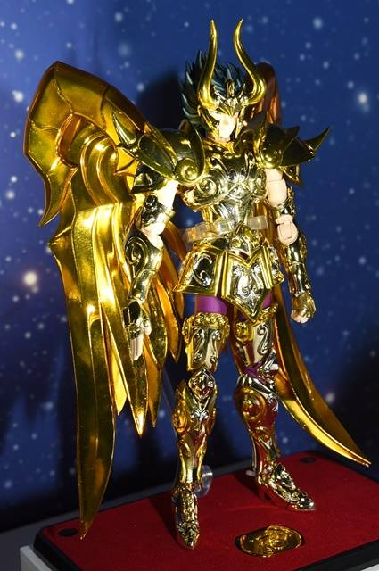 Myth Cloth EX Soul of Gold Shura du Capricorne - 28/04/16 S414