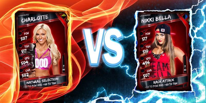 Pcc Charlotte vs Nikki Bella Image28