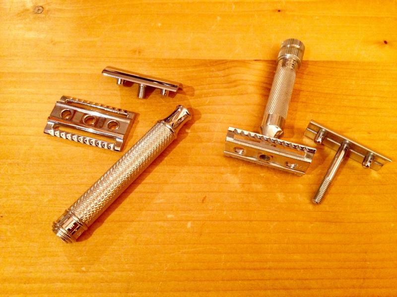 Pour les débutants : comparaison des Merkur 34C et Mühle R89 Img_0118