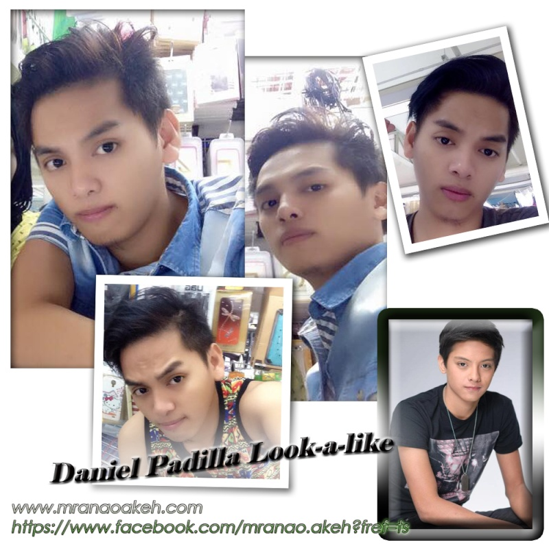 Daniel Padilla Look a like Daniel10