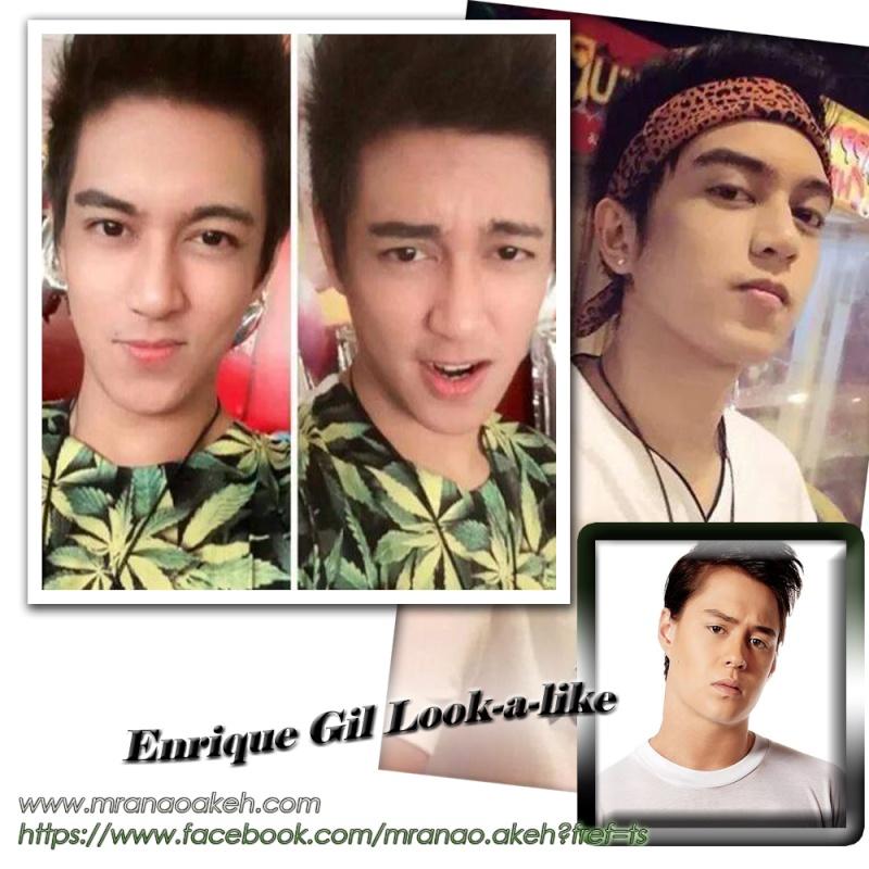 Enrique Gil Look a like Enriqu10