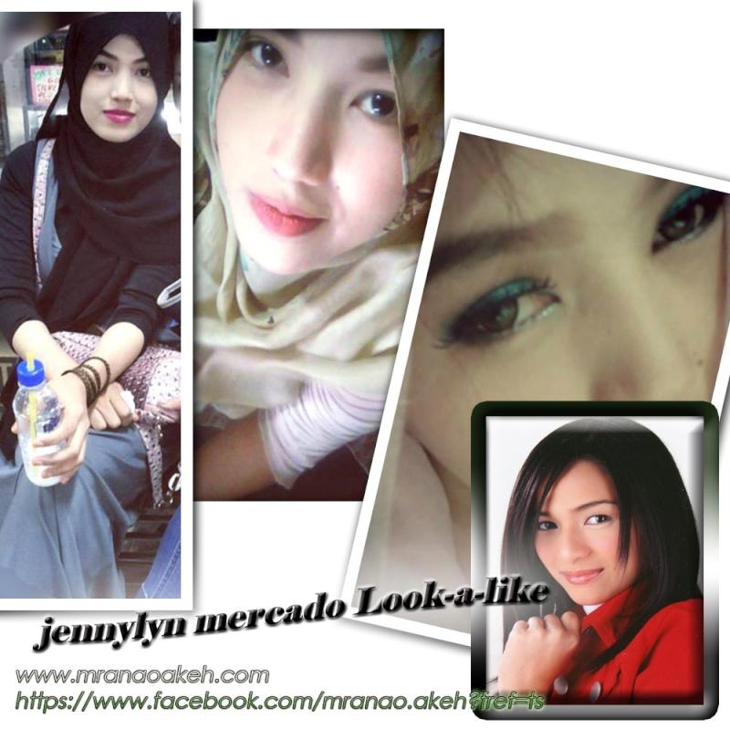 Jennylyn Mercado Look a like Jennel10