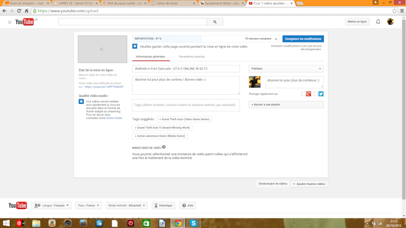 La DLTC sur youtube Captur10