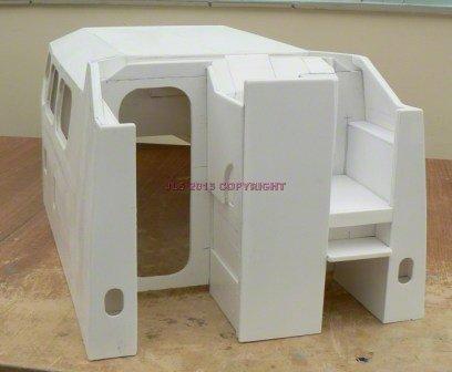 Shannon Build P1040623