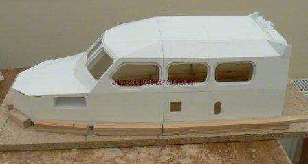Shannon Build P1040624