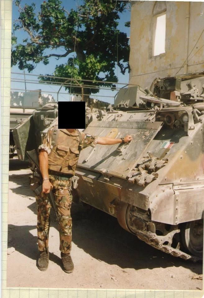 Italian Flak Vests / Body Armor Ibis_113