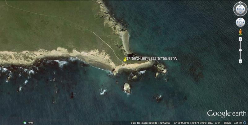 Chimney Rock, Point Reyes, Comté de Marin, Californie, États-Unis Point_10