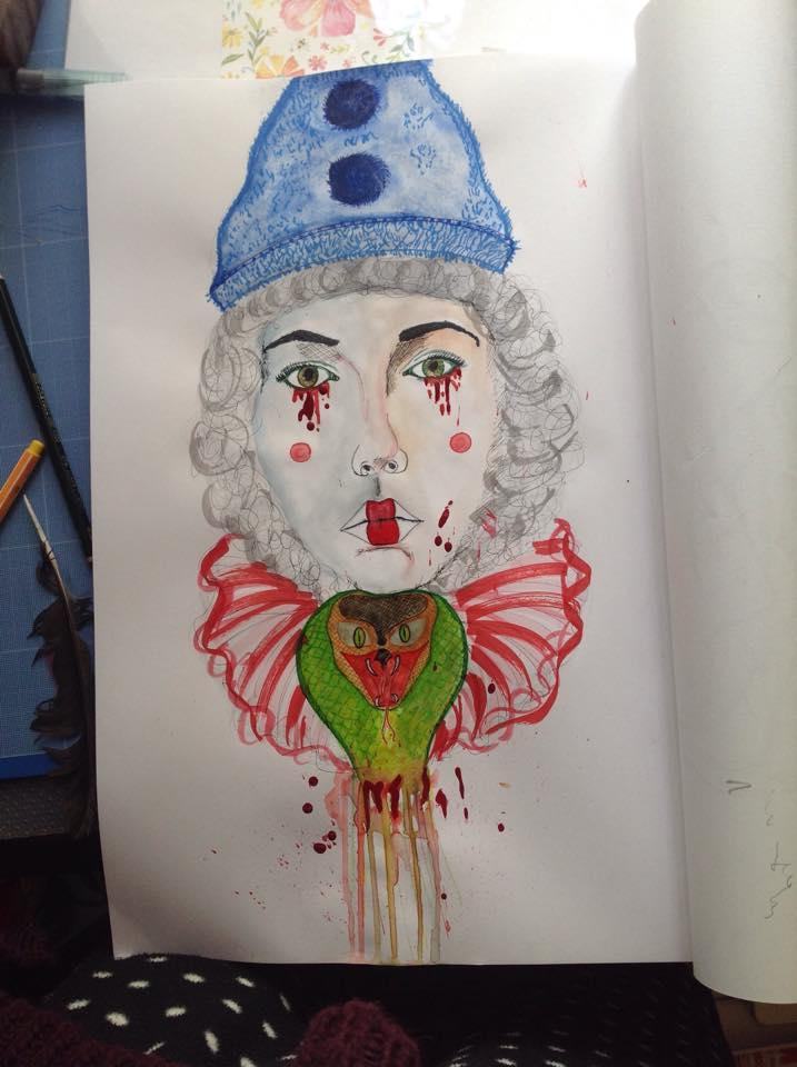 Mes créations Watcha-art Illustration  La_vie10