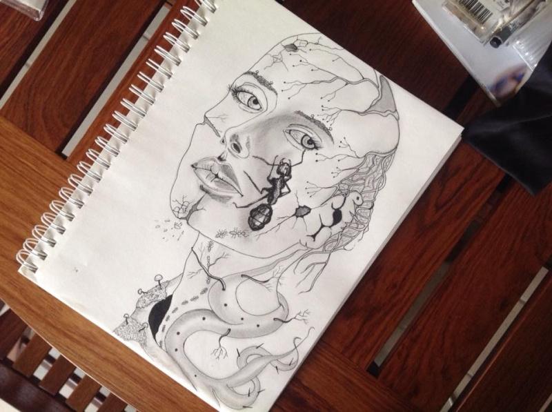 Mes créations Watcha-art Illustration  Treegu11