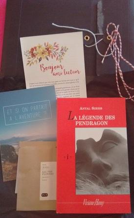 Exploratology - box littéraire Ex10