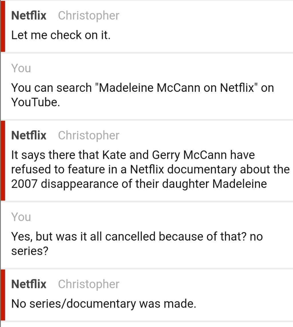 Netflix probes Madeleine McCann disappearance in new documentary - Page 3 Scree109