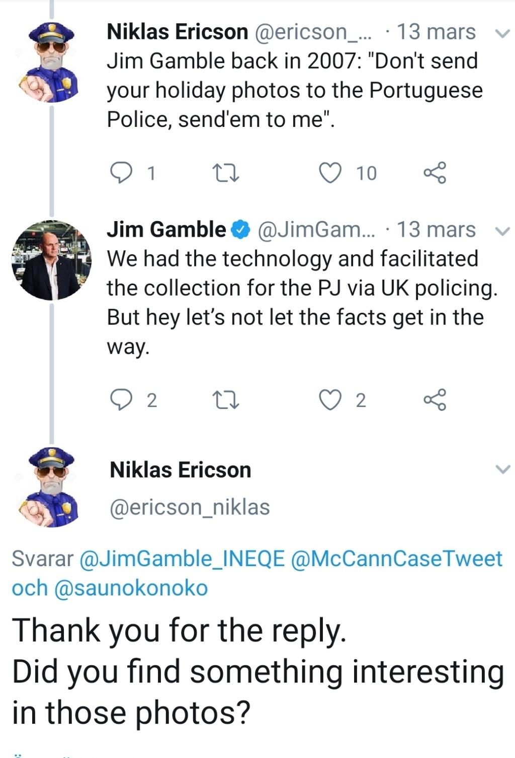 Jim Gamble slams trolls for harming tot's siblings – calls for police action Scree120