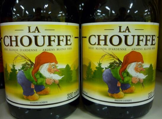 La Chouffe - Bière Blonde ( Brasserie d'Achouffe ) - 137  137_bi10
