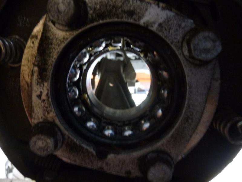 Lifting mécanique Boxster 986 de 2000 Boxste40