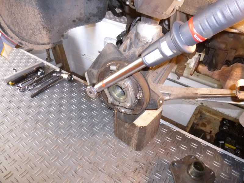 Lifting mécanique Boxster 986 de 2000 Boxste58