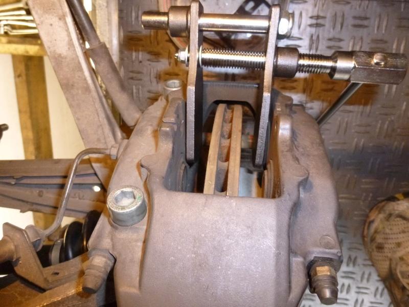 Lifting mécanique Boxster 986 de 2000 Boxste61