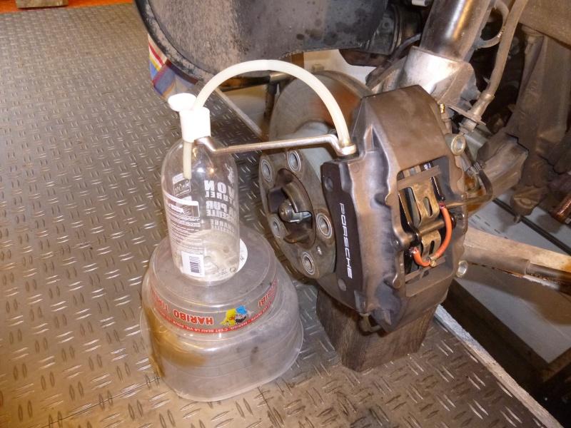 Lifting mécanique Boxster 986 de 2000 Boxste64