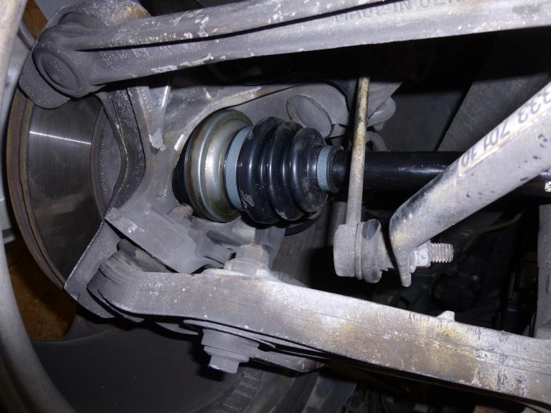 Lifting mécanique Boxster 986 de 2000 Boxste77