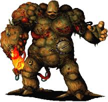 Charas monstre Golem_10