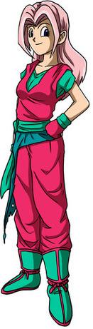 Tandria, Gokus adoptive daughter.  14409810