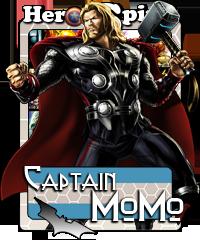 Captain Momo