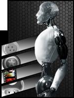 Robot contrôlé NS-5 Avata118