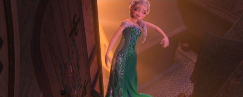 [Court-Métrage Walt Disney] La Reine des Neiges : Une Fête Givrée (2015)   - Page 17 Sans_t12