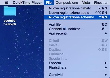 [GUIDA] Registrazione Schermo (OS X) [QuickTime] - Pagina 2 Scherm26